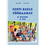 Eesti keele tööraamat VIII klassile II osa