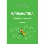 Matemaatika tööraamat III klassile IV osa