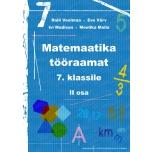 Matemaatika tööraamat VII klassile II osa